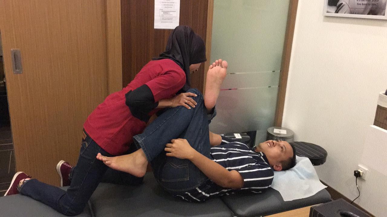 fascia stretching, terapi medical manipulation